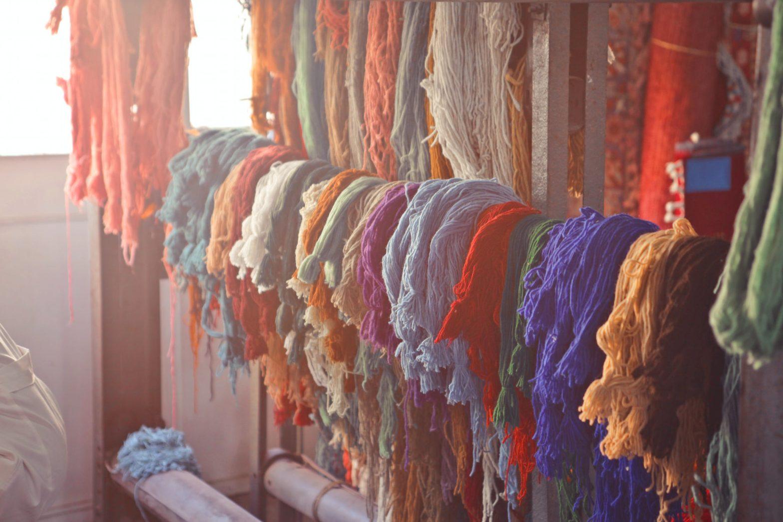 Fairer Handel mit handgefertigten Teppichen